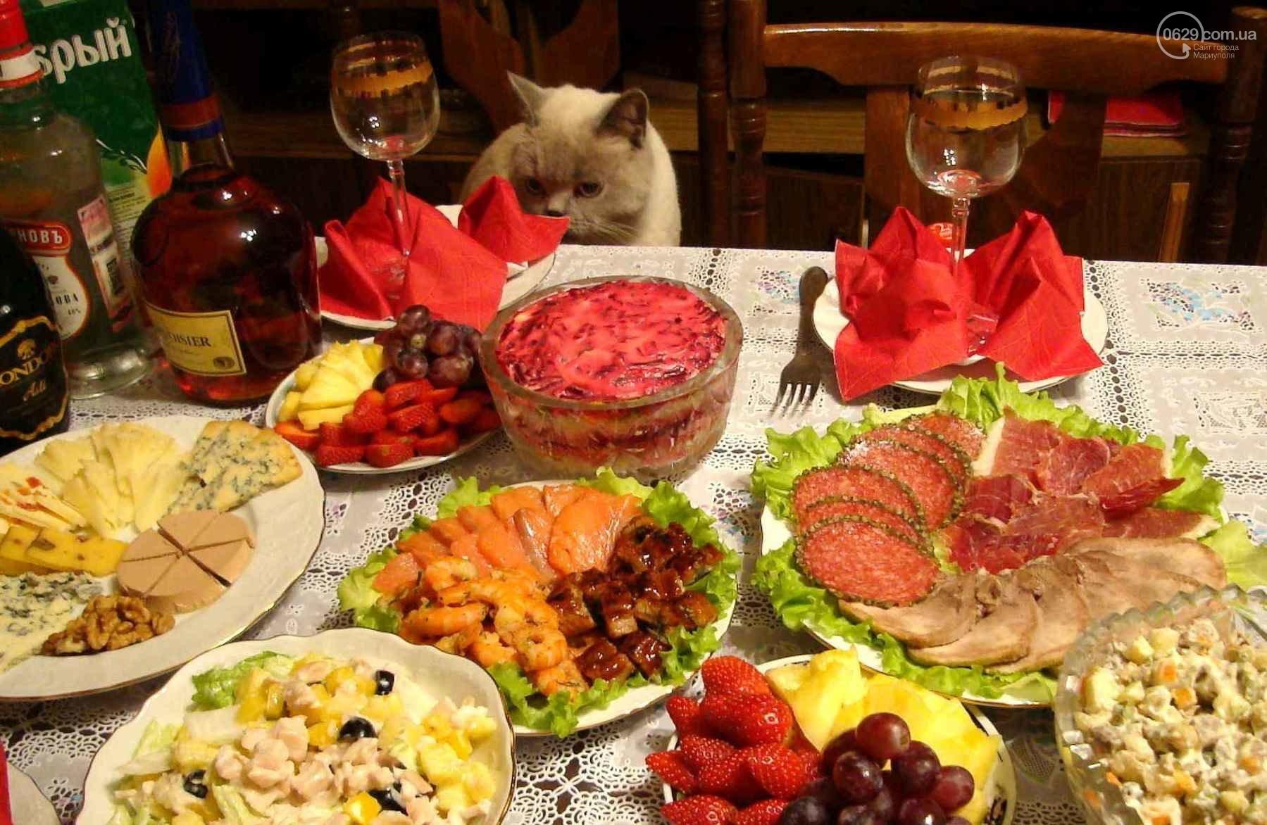 Для ленивых. Где Мариупольцам купить еду в новогоднюю ночь