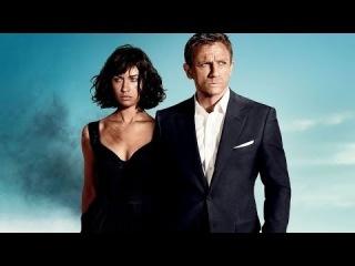 Агент 007 Квант милосердия - Quantum of Solace ft Audiomachine - Quantum (HD)