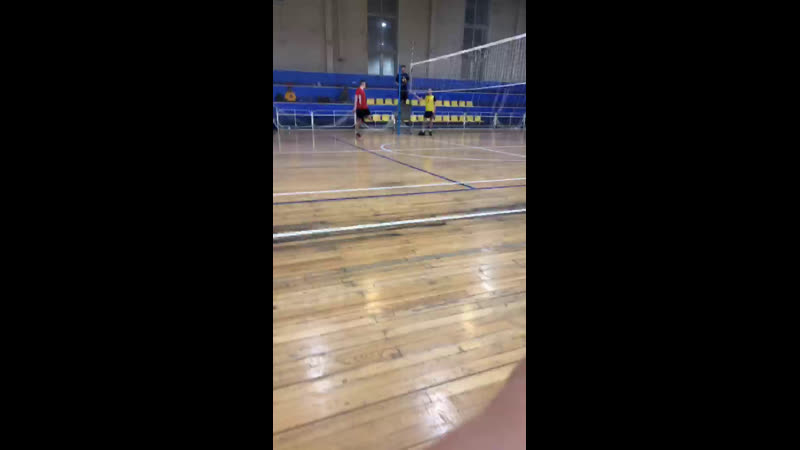 Финал турнира «Волейбол объединяет» среди смешанных команд