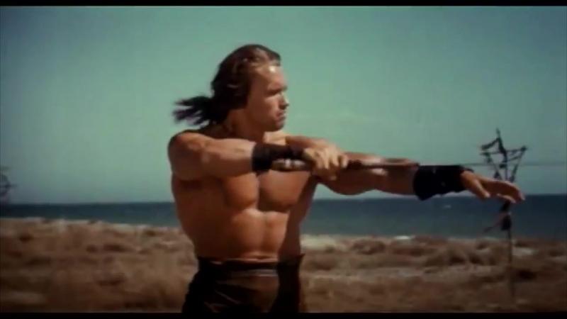 Конан-варвар -1982- - русский трейлер - озвучка VHS