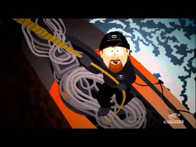 South Park - Whale Wars (Paul Watson)