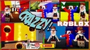 Roblox The Circus Obby! I'm a CLOWN IN THE CIRCUS Trying to ESCAPE! LOUD WARNING!