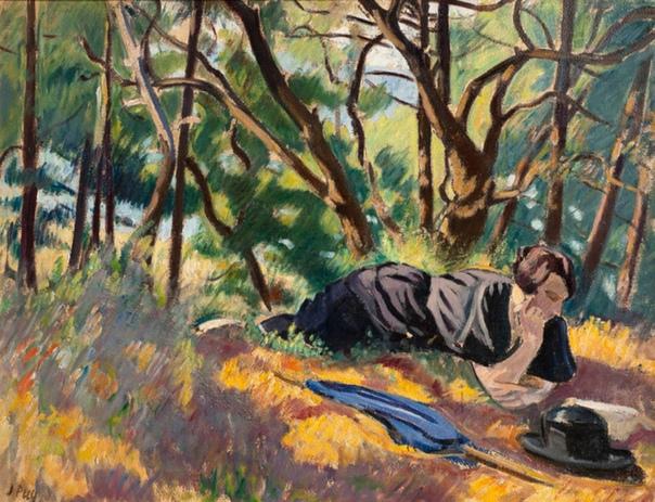 Жан Пьюи, Jean Puy (1876–1960) — французский фовист. Он изучал архитектуру в Национальной школе изобразительных искусств Лиона и живопись с Жан-Полом Лоренсом в Академии Жюлиана между 1897 и
