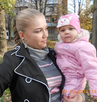Анастасия Диденко, 22 ноября 1992, Санкт-Петербург, id128909381