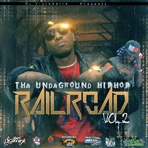 The Undaground Hip-Hop Railroad Vol.2 (2013)