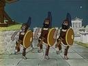 Kolja, Olja i Arhimed