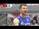 TOP 10 ● Legendary Volleyball One Hand Blocks Of All Time (HD)