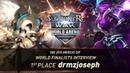 [EN/KO SUB] World Finalists Interview_DRMZJOSEPH | Summoners War | 서머너즈워