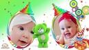 Готовый проект ProShow Producer -Happy Birthday-С днём рождения малыш.
