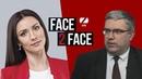 Ростислав Павленко, директор Інституту Стратегічних досліджень, радник президента, у FACE 2 FACE