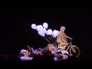 Настя Самбурская в гениальном детском спектакле СтихоВаренье 14 октября 2018. Театр на Малой Бронной.
