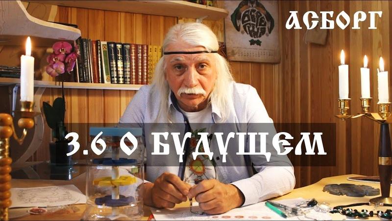 3.6 О БУДУЩЕМ. Александр Тюрин в АсБорге