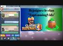 LIVE Clash Royale Nouveau Clan TopGamingVidz Rejoignez le nouveau Clan Jeux VS Abonnés en LIVE