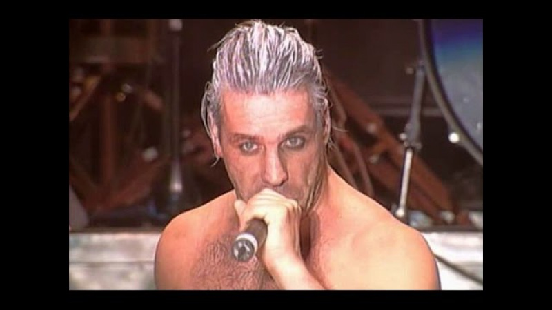 Rammstein - [LIVE] Nürburg, Rock am Ring Festival, Germany, 1998.05.31 [FULL PROSHOT] [HQ]