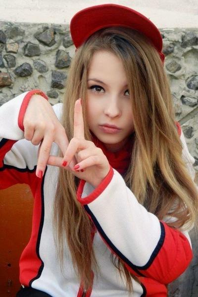 Каринка Литвинова, 25 марта 1996, Москва, id212276692