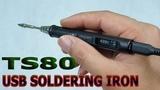 Test MINI TS80 USB-C Soldering Iron