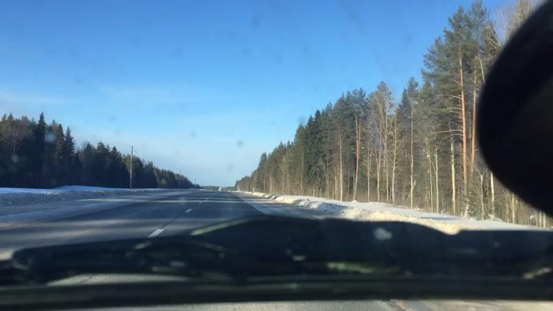 Дорога Холмогоры