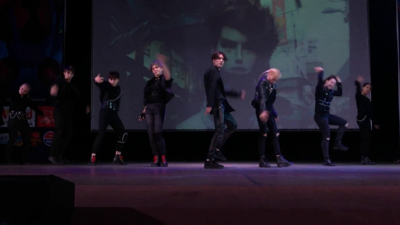 NCT 2018 엔시티 2018 - 'Black on Black' dance cover by Jolt Out @ ANIMAU EXPO 2018
