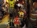 154 Вьетнам Нячанг Прогулки по городу Vietnam Nha Trang city walk Бутик с оригинальными сувенирами