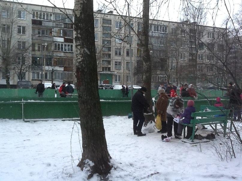 Пражская ул., д.7, к.1  (ЦФКСиЗ)