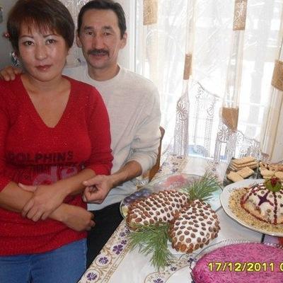 Зарина Кольбаева, 11 сентября 1978, Могилев, id210401275