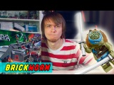 Brickworm - обзоры конструкторов LEGO LEGO Big Rig Snow Getaway (Черепашки-ниндзя) - Brickworm