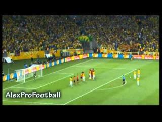 Халк. Пушечный удар. Бразилия Испания Финал Кубок конфедераций 2013 Brazil vs Spain Final 30/06/2013