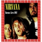 Nirvana альбом Estadio Velez Sarsfield, Buenos Aires, Argentina, October 30th, 1992