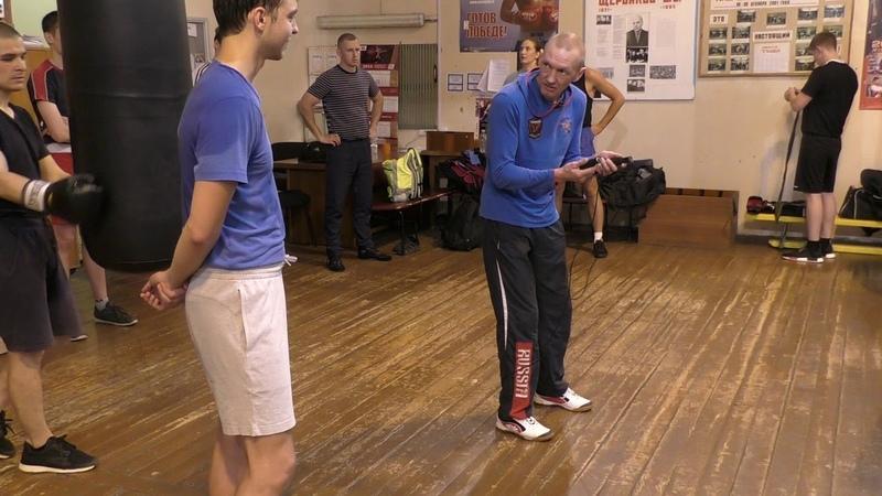 Бокс: скакалка для начинающих