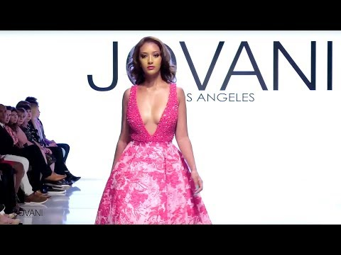 Jovani Prom Dresses - Spring/Summer 2018 Los Angeles Show