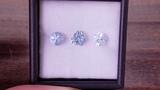 Natural Icy Blue Idaho Aquamarine Gemstone Set from KGC