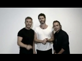 The Band - Das Musical The Band Musical opening in Berlin in April 2019 Video 2 - . - TakeThat MarkOwen GaryBarlow HowardDonald