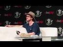Tom Felton talks about Emma.