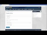 Видео-туториал: компонент для InstantCMS 2 [Часть 2]