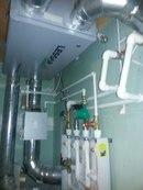 приточно-вытяжная установка Lessar LV-PACU 400PW с водяной обвязкой