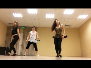 Footwork - Kseniya Serechenko, Valeriya Kataikina, Nikita Kupreykin, Alex Kuznetsov