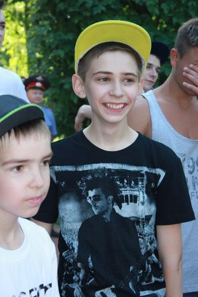 Никита Криушенков, 4 сентября , Саранск, id80097047