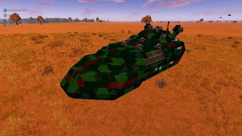 Empyrion - Galactic Survival [43] - T-2 M3 Русская мощь.