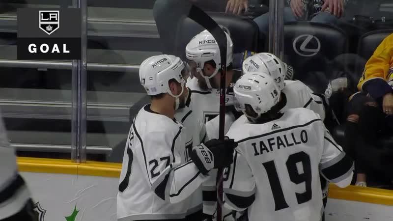 НХЛ-2018/19. Пятая шайба Анже Копитара в нынешнем сезоне (18.11.18)