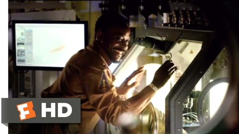 Life (2017) - Extraterrestrial Life Scene (110) | Movieclips
