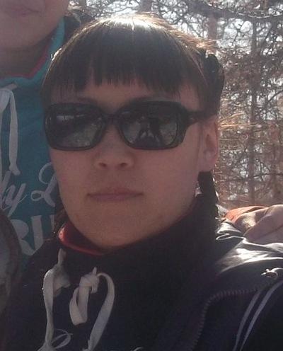 Ульяна Аммосова, 16 февраля 1984, Якутск, id192012182