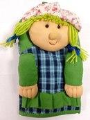 Куклы с рукавиц своими руками