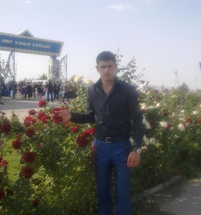 Жахангир Каримов, 29 июля , Унеча, id191340684