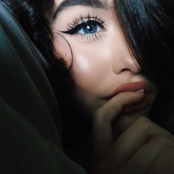 девушка красиво