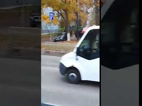 Ульяновск сгорела машина