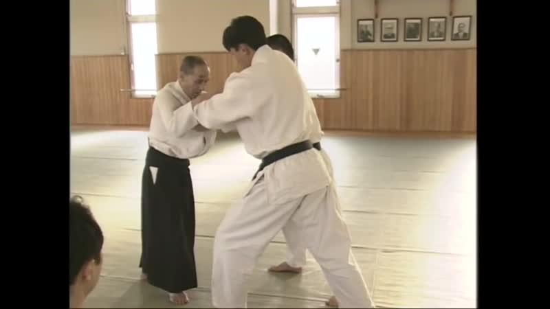 Gozo Shioda vs young Mori Shihan