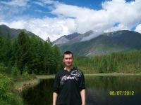 Никита Томилов, 28 августа 1990, Иркутск, id144820812