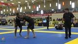 Mahamed Aly vs Matthew McCormick Austin Open NoGi 2018