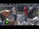 RT(Russia today)  Израильская армия продолжает обстрел Сектора Газа