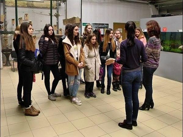 В Самарском зоопарке в День Земли воспитанникам школы интерната рассказали о защите окружающей среды